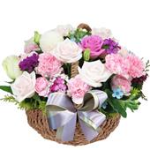 꽃바구니 > 로맨틱꽃바구니3