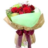 꽃다발 > 빨강장미꽃다발1