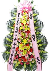 축하화환 > new축하3단화환n7