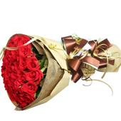 꽃다발 > 붉은장미꽃다발2